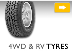 4WD and RV Tyres